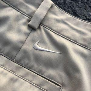 Men's Nike Dri-Fit Khaki Golf Pants
